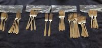 Mixed Lot 200 pc Silverplate Flatware Lot Spoons and Forks