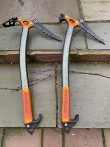 Pair of DMM Fly Ice Axes