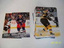 LOT OF 69 FLEER ULTRA 2008-09 INCLUDE STARS AND 2 ROOKIES: BRASSARD-CAVANAGH