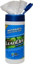 Wipes Canister Removes Lead and Other Toxic Heavy Metals from Skin 45 Count
