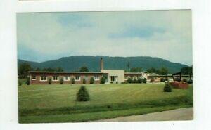 TN DunlapTennessee vintage post card - Sequatchie General Hospital