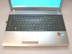 """Samsung RV515/Amd E350 1.60ghzDual/4gb/160gb/Windows 10 Pro/Webcam/BT/15.6""""/hdmi"""