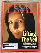 Time Magazine Special Report Women, The Taliban, Islam, Afghanistan - Dec 3 2001