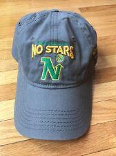 "Minnesota North Stars ""No Stars"" Baseball Hat Cap Adjustable NHL Hockey"