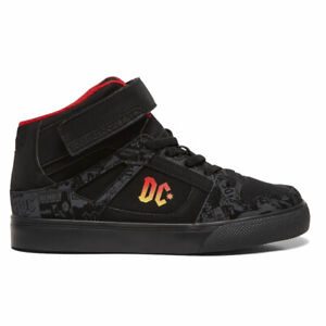 Scarpe DC Shoes Boy's Pure High-Top EV ACDC Black