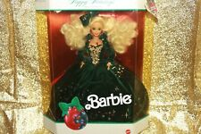 HAPPY HOLIDAYS BARBIE 1991 SPECIAL EDITION EXCELLENT CONDITION SEE PICS AWESOME