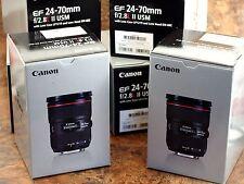 Canon EF 24-70mm f/2.8L II USM Lens - US Lens