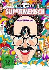 SUPERMENSCH-WER IST SHEP GOR - MYERS,MIKE/MICHAEL DOUGLAS,ALICE COOPER  DVD NEU