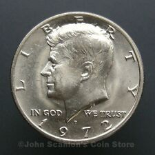 1972-D Kennedy Half Dollar - Choice BU