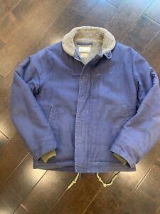 US navy deck jacket n-1 Size 40 USN