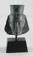 Head of King Tutankhamen statue