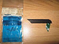 NOS 1984 1985 Ford Tempo Mercury Topaz Quarter Panel Front Body Side Moulding RH