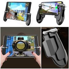 Portable Gamepad Mobile Gaming Trigger Shooter Controller For IOS Android iPad