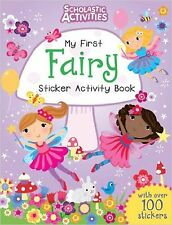 Fairy Sticker Activity Book by Scholastic (Paperback)