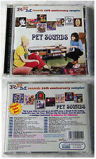 Pet Sounds 10th Anniversary Sampler - P. J. Proby, Untamed, Twinkle.. RPM CD TOP