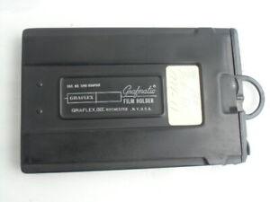 GRAFLEX GRAFMATIC Film Holder for 4x5 inch camera