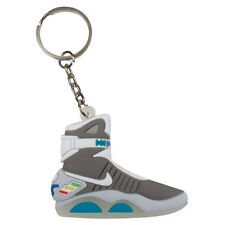 2D Nike Air Mag Keyring Back to the Future Keychain Glow In The Dark Huarache