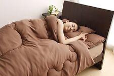 IRIS OHYAMA mattress comforter pillow storage case 4set Washable Japan New F/S
