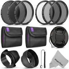 67MM Altura Photo UV CPL ND4 Lens Filters Kit and Altura Photo ND Filter Set