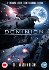 Barry Lynch, Sasha Jackson-Dominion  DVD NEW