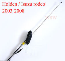 PILLAR ROOF MOUNT ANTENNA & MAST for HOLDEN RODEO RA 2003-2008 SINGLE CAB UTE