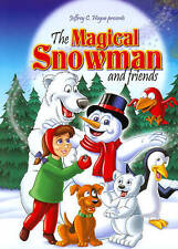 The Magical Snowman and Friends~New~4 Cartoons