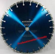 Diamant-Trennscheibe Diamantscheibe Ø 350 x 20,0 mm MAX 3