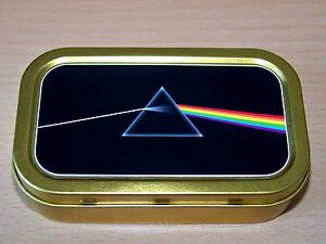 Pink Floyd-b- 1 and 2oz Tobacco/Storage Tins