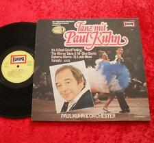 Paul Kuhn LP Tanz mit Paul Kuhn TOP!!