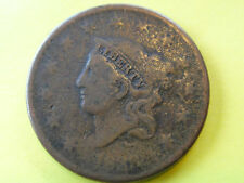 Two Affordable Coronet Head Large Cents w/ Med Letters - Mystery Dates / Fillers