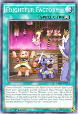 3x Frightfur Factory - CROS-EN054 - Common - 1st Edition CROS - Crossed Souls Yu