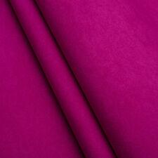 Mikrofaser Alicante Meterware 1lfm 148cm breit Polsterstoff Velours Violett Pink