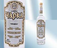 Wodka Tscharka 40% Водка Чарка 40% 0,7L Russischer Vodka Bespohmelnaja