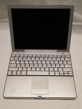 """Super Clean Apple Powerbook G4 12"""" (2005) 1.5Ghz 1.25GB"""