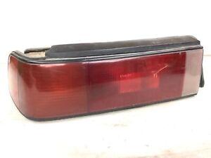 90-91 Civic 3Dr Left Rear Light Taillight Signal Turn Brake Lamp Lens Unit CRACK
