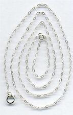 Unbranded Choker Sterling Silver Fine Necklaces & Pendants