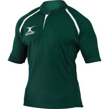 Maillots de rugby verts, taille XL