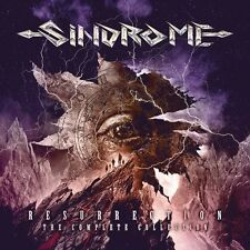 Sindrome - Resurrection: The Complete Collection [New CD] Digipack Packaging