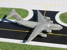 Qatar Emiri Air Force Boeing C-17 QA01 Gemini Jets GMQAF044 Scale 1:400