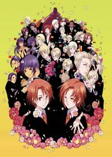 AXIS POWERS HETALIA A3 PICTURE ART POSTER PRINT GZ505