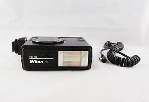 Nikon SB-10 Electronic Flash w/ Household to PC cord - Tested*