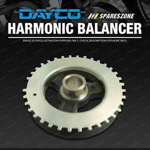 Dayco Powerbond Harmonic Balancer for Mazda 6 GY GG / GH GG 4cyl Premium Quality