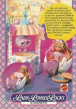 X4368 Salone di bellezza Lady Lovely - MATTEL - Pubblicità 1989 - Advertising