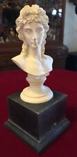 "Vintage Eros Bust Statue ""The God of Love"" 8.75"" H"