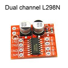 Dual Channel DC Motor Driver Mini Module PWM Speed Control Beyond L298NAA
