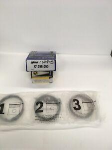 FITS TRIUMPH SPITFIRE 1500 1493cc 73.6mm 1973-1980 PISTON RING SET  021-1408-STD