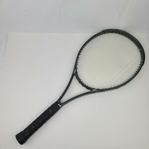 "Prince CTS Approach Oversize Tennis Racquet 4 ½"" Grip + New Grip Wrap"