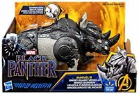 Marvel Black Panther Hasbro Deluxe Rhino Guard Vehicle