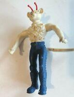 Vintage Biker Mice From Mars Vinnie Super Bendables Figure Galoob 1993 Bendy Toy