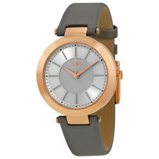 DKNY Stanhope 18kt Rose Gold-tone Stainless Steel Ladies Watch NY2296